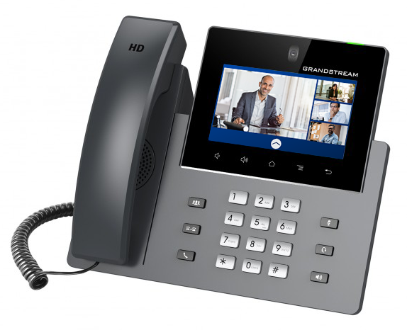 Axxess Networks Video Conferencing on Grandstream2